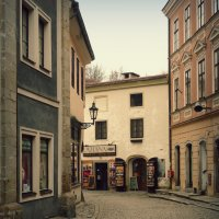 Улицы Чешского Крумлова :: Galina Belugina