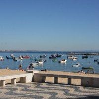 Морской залив.в Португалий. :: imants_leopolds žīgurs