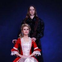 Граф и его Графиня :: Дарья Терёшкина