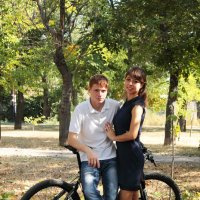 Саша и Наташа :: Olga Volkova