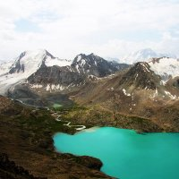 Озеро Ала-Куль :: Maxim Claytor