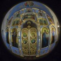 Алтарь Свято-Никольского храма с. Данилово :: Владимир Максимов