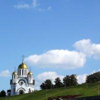 Самарские храмы. :: Александр Карманов
