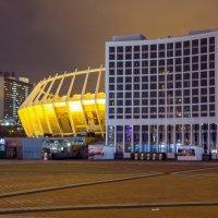Киев ночной. :: Сергей Рубан
