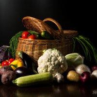 Урожай овощей :: Сергей Лопатин