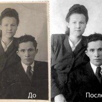 До и после реставрации :: Михаил Василье