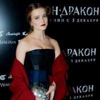 Актриса - Мария Поезжаева :: Андрей Горшков
