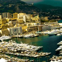 Путешествие  в Монако :: Ольга Назаренко