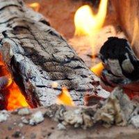 Тепло огня :: Cerg Smith