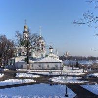 Владимирские храмы. :: Андрей Зайцев