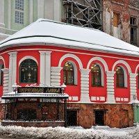 Возрождение храма. :: Андрей Синицын