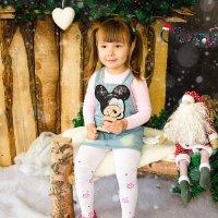 Мандарины пошли в ход — значит скоро Новый Год! :: Наталья Александрова