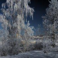 Зимняя таинственность... :: Александр Попов