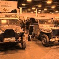 Моторы войны :: Дмитрий Никитин