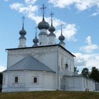В  Суздале   Церковь Петра и Павла. :: Galina Leskova