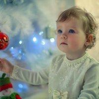 Ангел с голубыми глазами! :: Игорь Чистяков