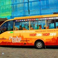 Туристический автобус. :: Александр TS