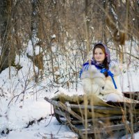 тепло ли тебе девица :: Tatyana Belova