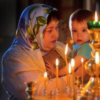 Крещение Егорки :: Ирина Зима