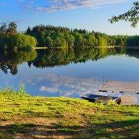 Утро. (Валдай. Озеро Петрово.) :: kolin marsh
