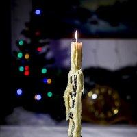 Плач свечи... :: Сергей Смоляков