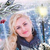 Зимний портрет :: Oleg Goman