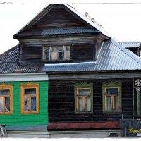 Отгадай с трёх раз где живёт тёща? :: Natalia Mihailova
