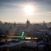 Вечерняя Москва :: Елизавета Ск