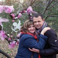 10 лет совместной жизни! Розовая свадьба! :: Райская птица Бородина