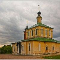 Церковь Рождества Пресвятой Богородицы в Колюбакино, 1652 :: Дмитрий Анцыферов