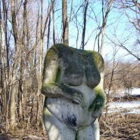 Скульптура в Талицах** :: Татьяна Белогубцева
