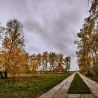 Монастырские просторы :: Сергей С