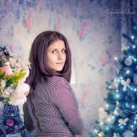 Новогоднее :: Ольга Егорова