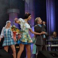 Юбилейный концерт Анатолия Кашепарова :: Юрий Иванов