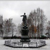 Памятник Петру I :: Вера