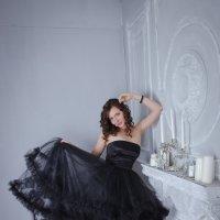 Большое черное платье) :: Марина Теплицкая