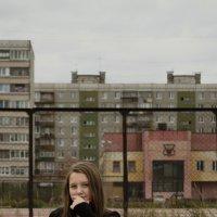 Настя :: Polina Shitova