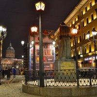 Гоголь перед выбором :: Наталья Левина