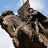 Памятник Г.Засекину :: Александр Алексеев