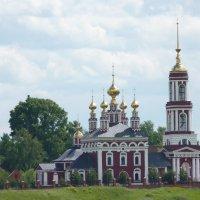 Церковь Михаила Архангела,в районе Михали города Суздаля :: Galina Leskova