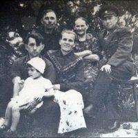 Родственники. 1959 год :: Нина Корешкова