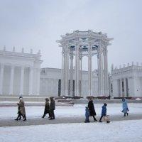 Изящный павильон :: Дмитрий Никитин