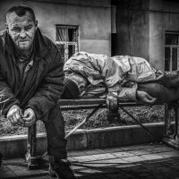 Homeless people. :: Илья В.