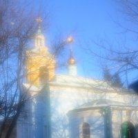 Церковь Покрова Пресвятой Богородицы. :: Oleg4618 Шутченко