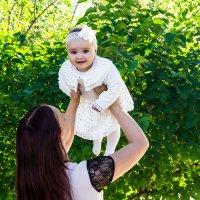 С мамочкой :: Светлана Коростелева