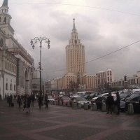 Комсомольская площадь :: Владимир  Зотов