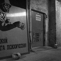 в подвале неожиданно -1 :: Максим Должанский