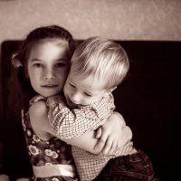 брат и сестра :: Мария Корнилова