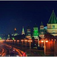 Моя Москва :: Елена Гажиу