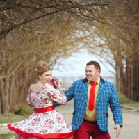 кружить в танце счастья :: Анна